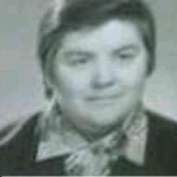 Mária Uhorskaiová rod. Kulichová